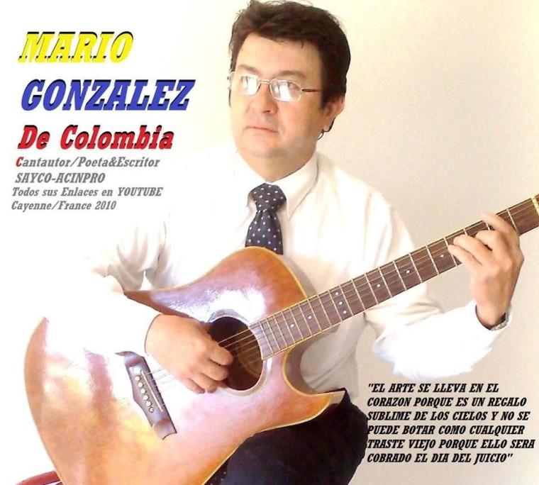 Maestro Mario Gonzalez