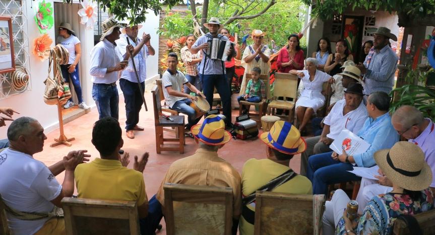La Parranda Vallenata' y 'La Casa Festivalera', tienen sus propiosconcursos.