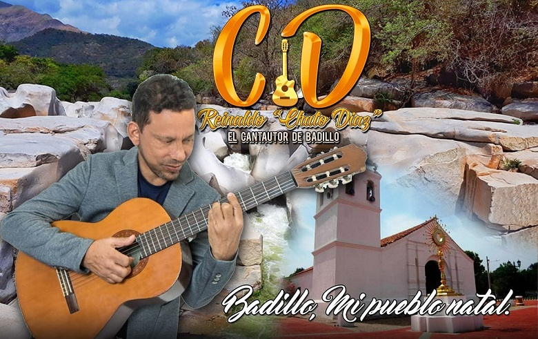 "La primera canción de Reinaldo Chuto Díaz ""MiAbuela"""