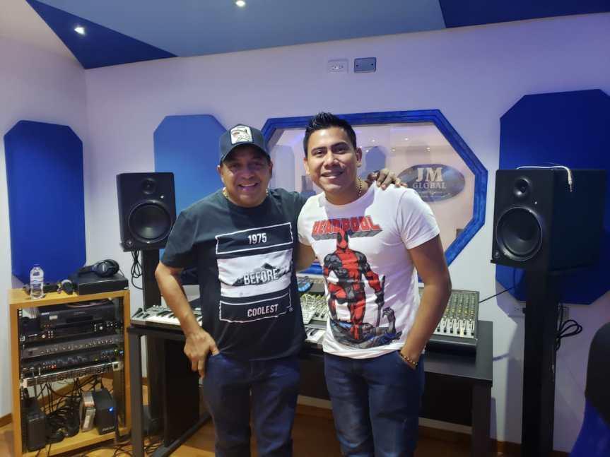 La Organización Musical Marcos Díaz  le da la bienvenida a su nuevo acordeonero AlejoMartínez.