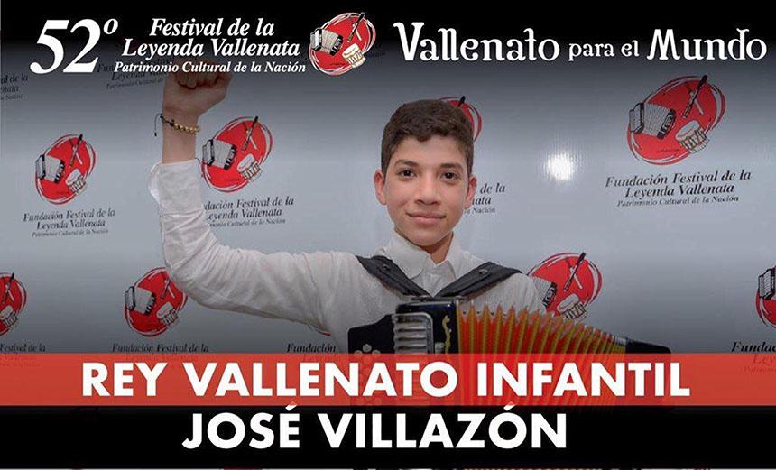 El mundo vallenato tiene nuevos Reyes Vallenatos Infantil yJuvenil