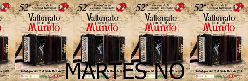 Suspenden espectáculo de clausura del FestivalVallenato