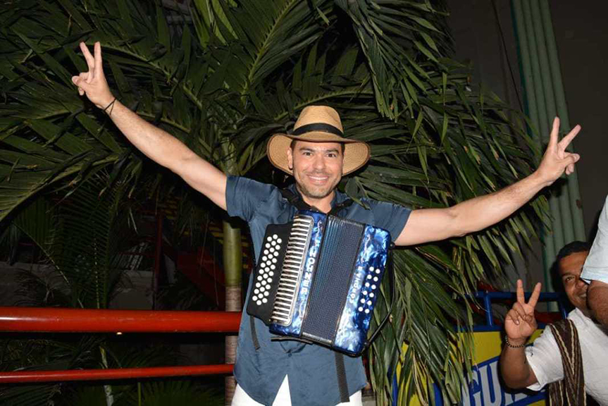 'Poncho' Monsalvo conquistó la corona de reyprofesional