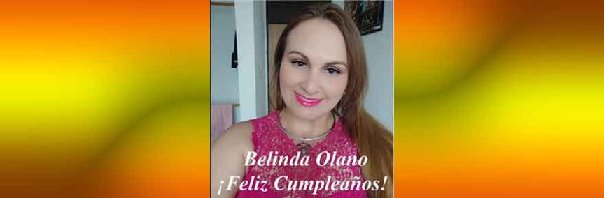 Décimas para Belinda deCumpleaños
