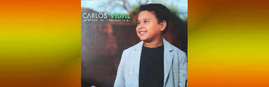 CARLOS VIDAL, NIÑO PRODIGIO DELVALLENATO