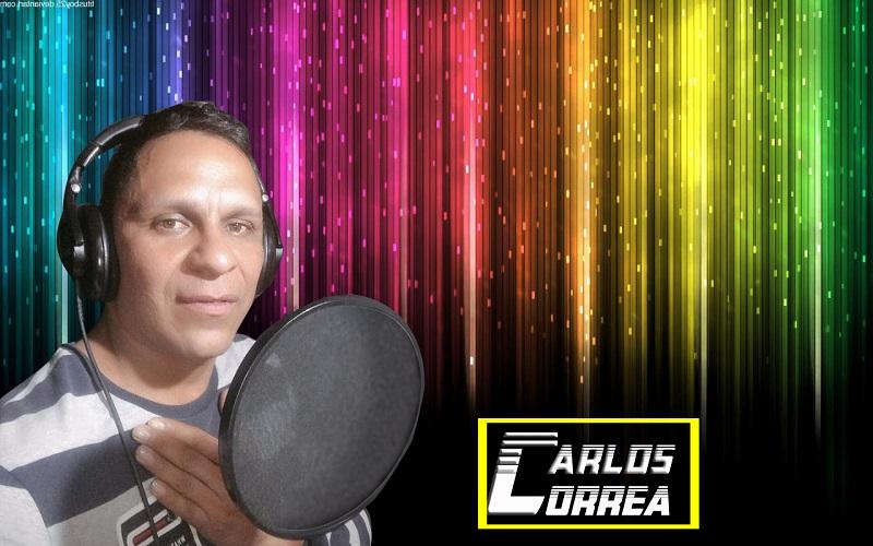 """""""Es mi mujer"""" lo nuevo del cantante CarlosCorrea"""