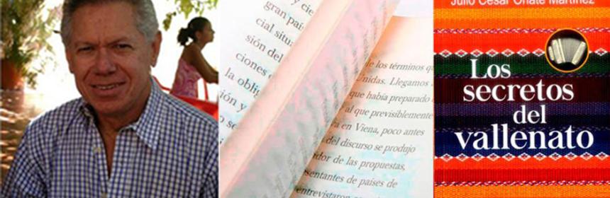 JULIO OÑATE PRESENTA 'LOS SECRETOS DELVALLENATO'