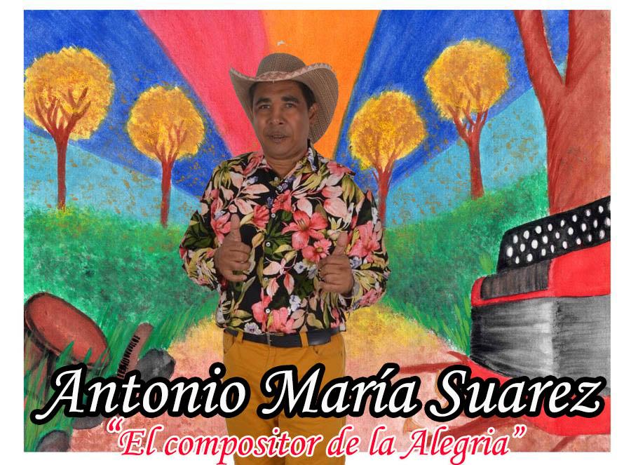 ANTONIO MARÍA SUAREZ HERRERA
